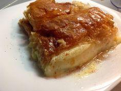 Ουρές για ένα κομμάτι: Αυτό είναι το κορυφαίο γαλακτομπούρεκο της Αθήνας! - Travel Style - Το καλύτερο ταξιδιωτικό portal Better Life, Lasagna, Recipies, Cooking, Ethnic Recipes, Desserts, Iron Pan, Cast Iron, Food