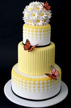 Cake design pièce montée