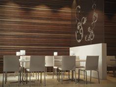 BESTSELLER Ebony wood, Macassar wood wall panels - Wood Veneer Panels - Wall Panels