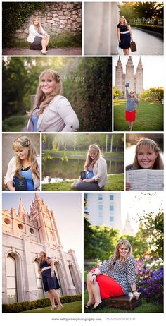 LDS, Sister Missionary, Sister Missionary Photoshoot, Sister Missionary photography, Utah photography, Temple Square, SLC, Salt Lake Temple, Sister Missionary Ideas, Kelli Packer Photography