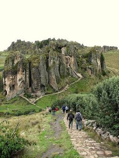 Bosque de Piedra de Cumbemayo - Cajamarca, PERU