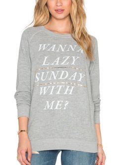 5595406fc6d0 http   www.revolveclothing.com junk-food-lazy-sunday-sweatshirt -in-dove-heather-grey dp JUNK-WO54  d