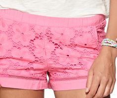 Lilly Pulitzer Wixson Pull-On Short- so comfortable!