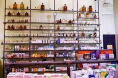 Farmacia Concept Store by Omid Ghannadi, Bucharest – Romania » Retail Design Blog