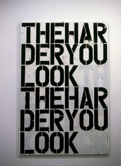 Christopher Wool. Art Experience:NYC http://www.artexperiencenyc.com/social_login