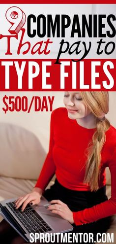 Typing Jobs From Home, Online Typing Jobs, Online Jobs From Home, Online Work, Ways To Earn Money, Earn Money From Home, Earn Money Online, How To Get Money, Money Tips