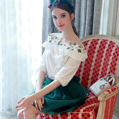 Anna Markova for Miuco