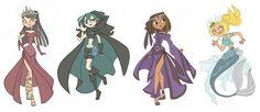 Total Drama Fantasy by kikaigaku on DeviantArt