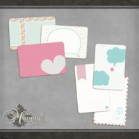 My Happy Place Journal Cards 2 by MarmiteMamie on deviantART
