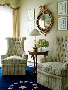 Lady Bird Johnson Suite, Grand Hotel, Mackinac Island, MI