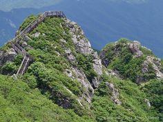 등산 : 남덕유산
