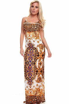65 inch long maxi dress