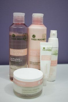 yves rocher face care