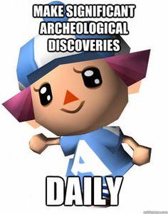 Animal Crossing meme