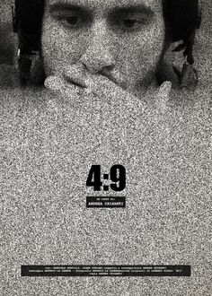 Poster for a 4:9 short movie | proof C