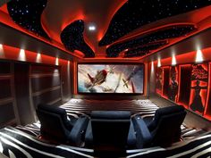 DBOX Hometheater with Jaymar seating