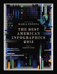 The Best American Infographics 2015 - Gareth Cook, ed. Maria Popova, intro. - Daedalus Books Online