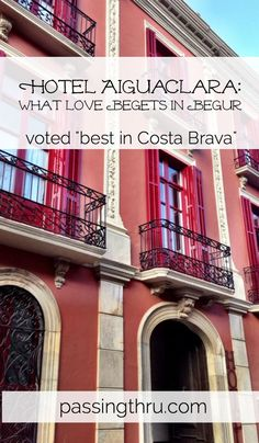 Stay at the romantic hotel voted best in the Costa Brava, Catalunya, Spain Read…