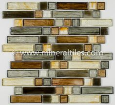 Mineral Tiles - Stained Glass Mosaic Tile Olive Mixed, $19.79 (http://www.mineraltiles.com/stained-glass-mosaic-tile-olive-mixed/)