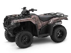 New 2017 Honda FourTrax Rancher 4x4 ES Camo (TRX420FE1) ATVs For Sale in Texas. 2017 Honda FourTrax Rancher 4x4 ES Camo (TRX420FE1), Something For Just About Everyone.Any mechanic, woodworker, tradesman or craftsman knows that the right tool makes the job a whole lot easier. And having the right tool means having a choice. We've all seen someone try to drive a screw with a butter knife, or pound a nail with a shoe heel. The results are never pretty.Honda's FourTrax Rancher line are premium…