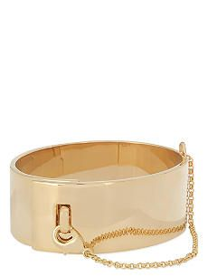 EDDIE BORGO Safety-chain cuff