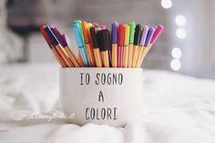 Io sogno a colori
