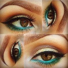 Seagreen undereye