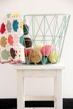 IDA interior lifestyle New Annell Malmedy yarn