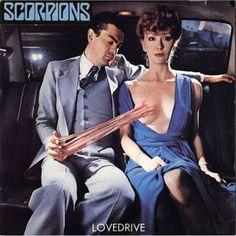 Glam-Racket: Scorpions - Lovedrive