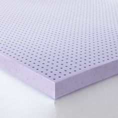 Fresh Scent Memory Foam Mattress Topper Twin Extra Long