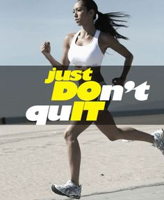 Just Do It! Awesome inspirational fitness website with lots of information and advice!