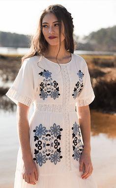Roya Jones Midi Dress