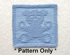 RUBBER DUCK Knitting Pattern PDF Instant di AuntSusansCloset