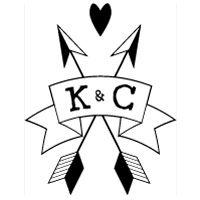 Monograma para Personalizar - Flechas Cruzadas e Coração com Faixa
