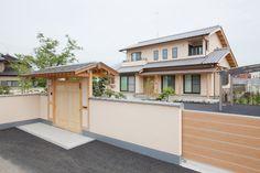 下野市 むくり屋根の自然の家注文住宅なら栃木の有限会社天海工務店   栃木の注文住宅 天海工務店