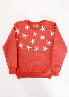 Bobo Choses Sweatshirt Round Neck Stars