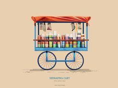 This series is dedicated to the quint essential pushcarts of India. The supers start on the streets that are ubiquitous on most indian cities yet very understated. From colourful flowers to fresh Vegetables, shaved icegolas to flavourful snack carts that …
