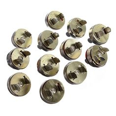 amazones gadgets 12 Set 18mm Nickel Magnetic Snaps Bag Clasp Metal Button Fastener: Bid: 10,99€ Buynow Price 10,99€ Remaining 14 hrs 50…