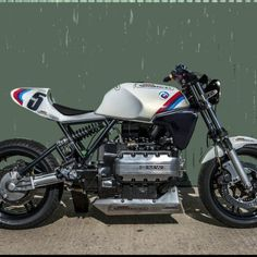 BMW K100 Cafe Racer Design (8)