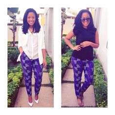 Love these Fiu Negru pants!