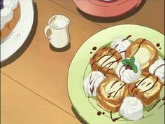 Anime sweets