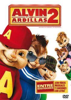 Alvin Y Las Ardillas 2 - 2009 | BukerMovies