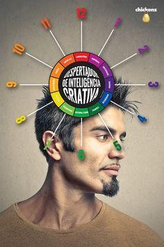 DESPERTADOR DE INTELIGÊNCIA CRIATIVA | A Fórmula da Criatividade