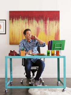 hgtv magazine 2014 furniture. Color Consultation With David Bromstad. HGTV Magazine Hgtv 2014 Furniture