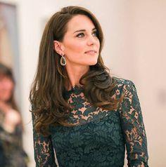 Duquesa de Cambridge gala National Portrait Gallery