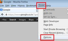How to Change Default Download Location in Mozilla Firefox | Technet 2U