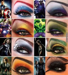 For all the comic book geek girls out there, I know youll appreciate this as much as I have!