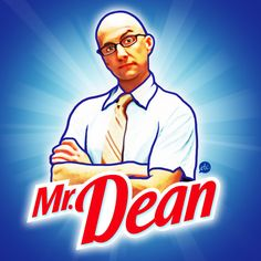 If Dean Pelton Endorsed A Cleaning Product