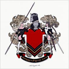 ヴァレンティオンデー【Valentione's Day】ヴァレンティオン家の紋章
