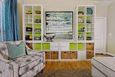 Steepleridge Living Room eclectic-family-room